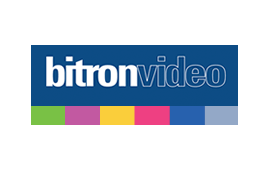 Reproduction badge Bitron Video
